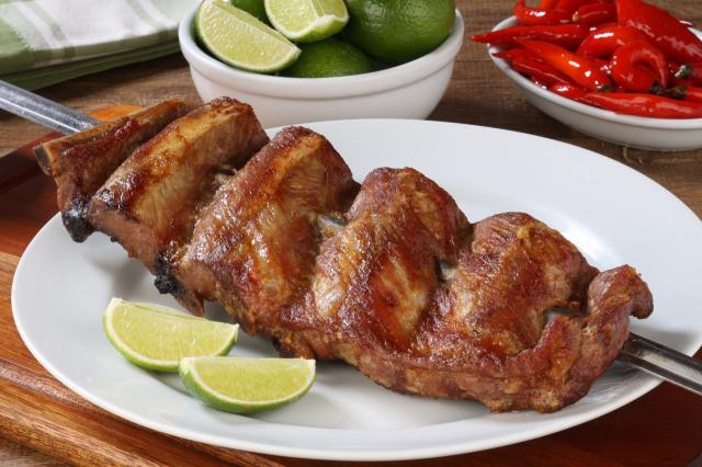 Receita De Churrasco Gaúcho Cozinha Tradicional
