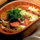 sopa seca do cozido à porttuguesa