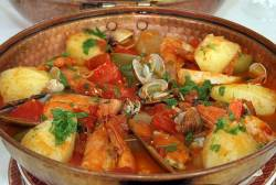 cataplana à algarvia